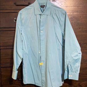 Marc Anthony dress shirt 17.5 34/35